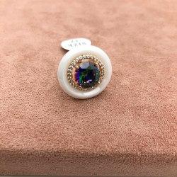 Кольцо из керамики 36 KER-0074