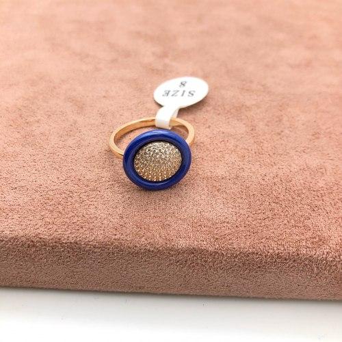Кольцо из керамики 37 KER-0077