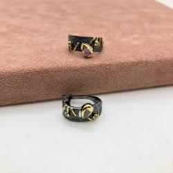 Серьги с натуральными камнями 1 S-00198