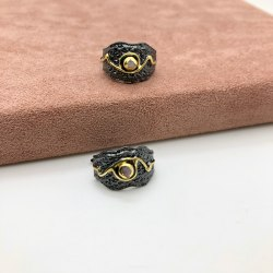 Серьги с натуральными камнями 3 S-00200