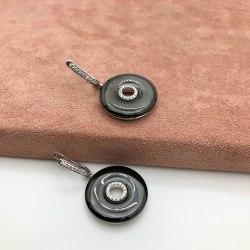 Серьги из керамики 43 KER-0079