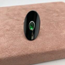 Кольцо из керамики 39 KER-0082