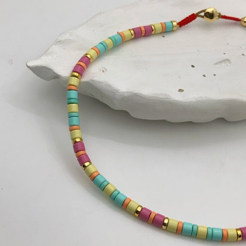 Колье из керамики 4 KO-0014