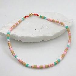 Колье из керамики 7 KO-00117