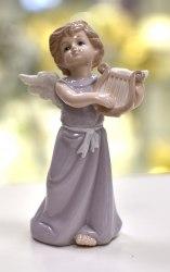 """Статуэтка """"Ангел с лирой"""" Pavone art.10178"""