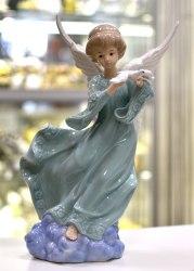 """Статуэтка """"Ангел с голубем"""" Pavone art.10176"""