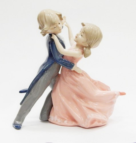 """Статуэтка """"Танцующая пара"""" Pavone art.10171"""