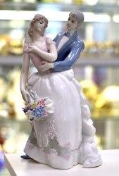 """Статуэтка """"Жених и невеста"""" Pavone art.10169"""
