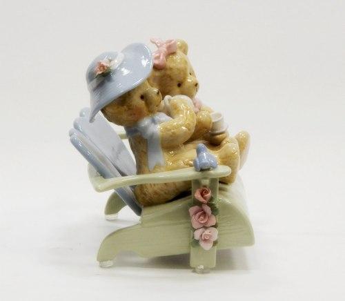 """Сувенир музыкальный """"Мишки на диване"""" Pavone art.10165"""