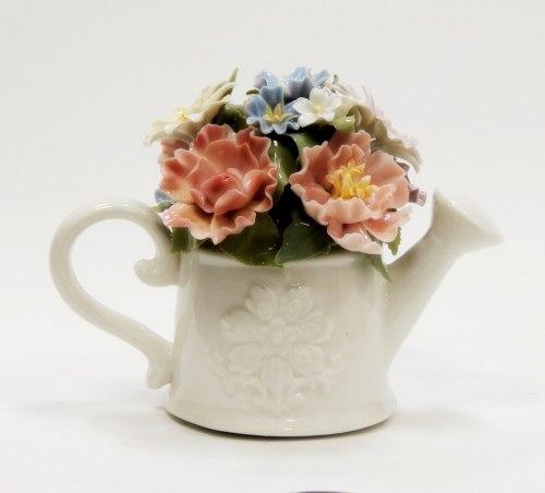 """Сувенир """"Музыкальный чайник мал."""" Pavone art.10164"""
