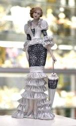 """Статуэтка """"Мисс Элегантность"""" art.10151"""