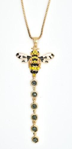 Кулон Пчела (ж.) p-033