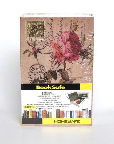 "Книга-сейф ""Цветы"" м. ks-138"