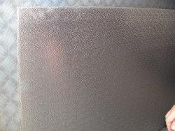 Лист алюминия декоративый рифленый