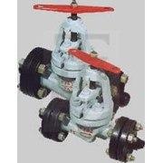 Вентиль (клапан) стальной 15с52нж(27нж) ду25мм ру63кгс/см