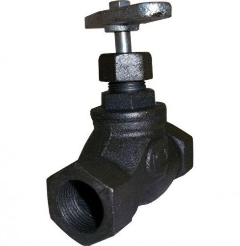 Вентиль чугунный муфтовый 15кч18п, 15кч33п ду32мм ру16кгс/см