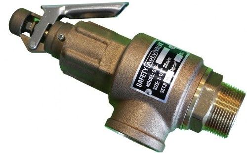Предохранительный клапан Ду 32 (настройка до 3-10 кгс/см)