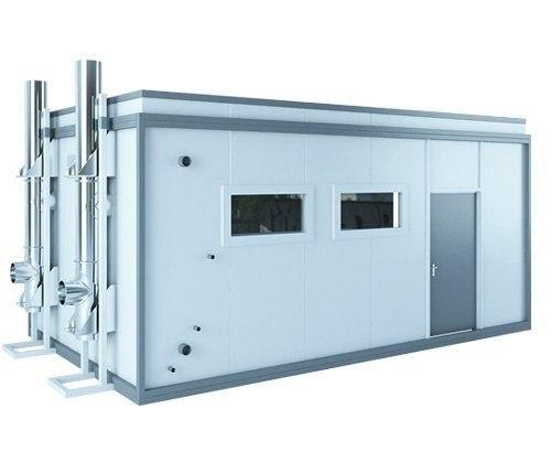 Модульная котельная 100-30 000 квт
