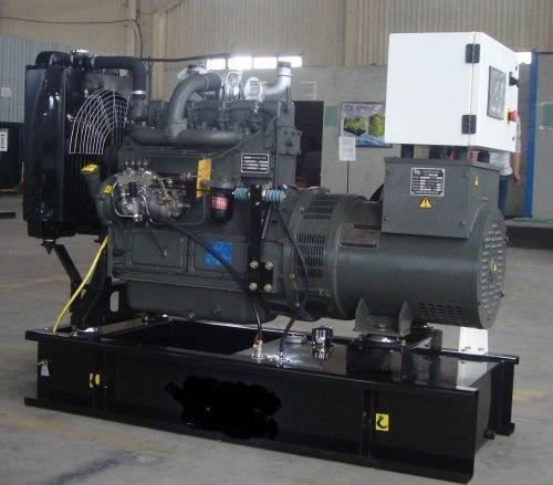 Дизель-генератор 48кВт SН48GF/S