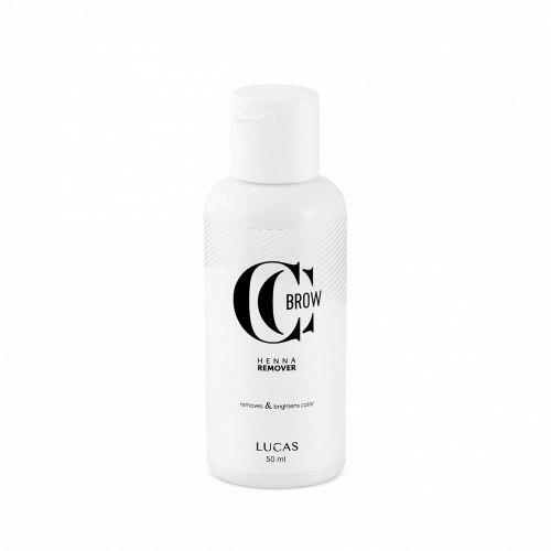 Средство для снятия хны с кожи Henna Remover CC Brow Lucas Cosmetics