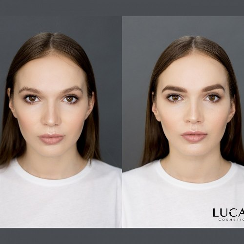 Пудра для бровей Brow Powder Lucas Cosmetics ПОДАРОК