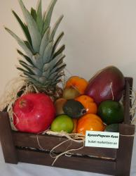 """Подарочный набор фруктов """"Ассорти"""""""