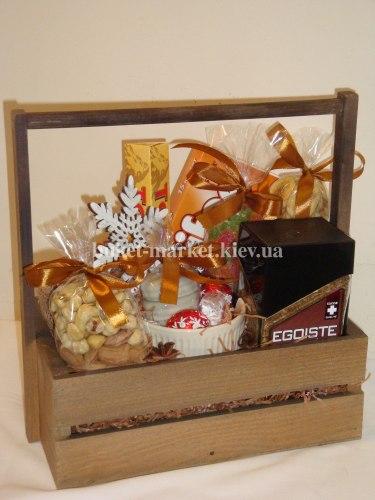 Подарочный набор с кофе №207