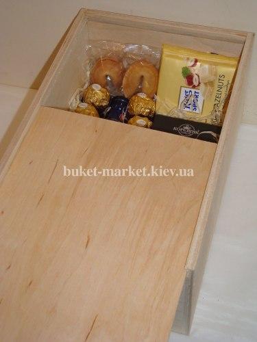Женский подарочный набор (пенал с крышкой) №217