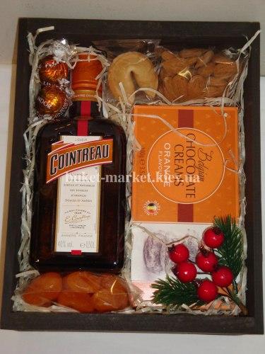 Подарочный набор для женщин (ящик без крышки) №218