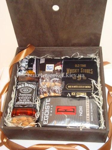 Мужской набор с виски №215