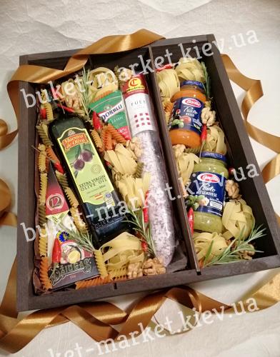 """Подарочный набор для приготовления пасты """"Маэстро"""" №409"""