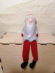 Статуэтка Дед Мороз маленький