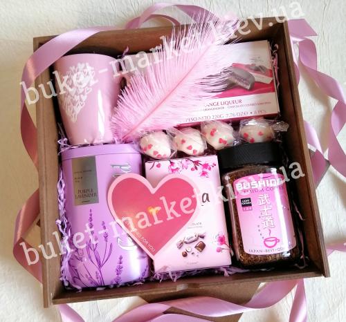Подарок на Валентинов день девушке №498