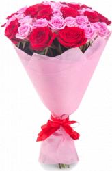 Ждана (розы: 45 шт./70 см.)