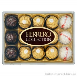 Конфеты Ferrero Collection набор ассорти 172,2г
