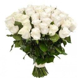 51 роза Мондиаль 90-100 см