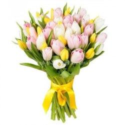 45 тюльпанов микс