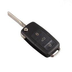 Выкидной ключ (корпус) Volkswagen Jetta Caddy Touareg