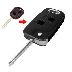Выкидной ключ Toyota Corolla Avensis RAV4