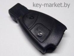 Ключ (корпус) Mercedes C CL E Vito 2 кнопки