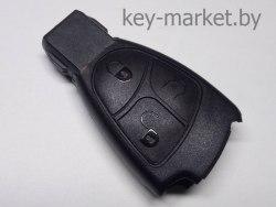 Ключ (корпус) Mercedes 3 кнопки