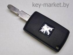 Ключ (корпус) Peugeot 406 607
