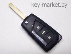 Ключ (корпус) Toyota Corolla, Camry
