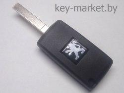 Ключ (корпус) Peugeot 407, 308