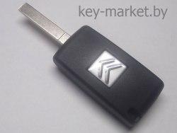 Ключ (корпус) Citroen C4, С5