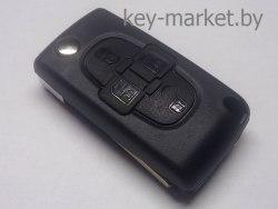 Ключ (корпус) Citroen C8
