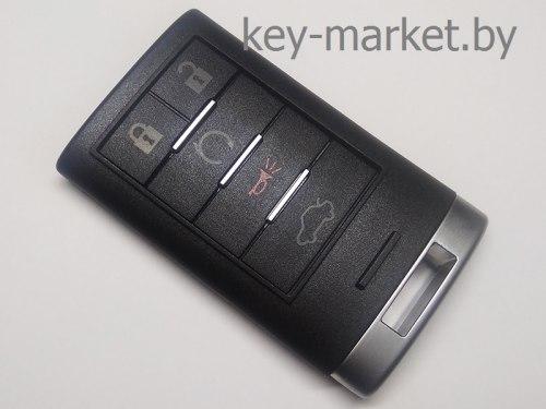Ключ (корпус) Cadillac 5 кнопок