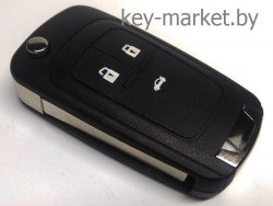 Ключ (корпус) Opel Insignia Zafira Astra Meriva