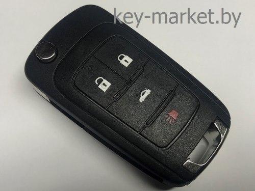Ключ (корпус) Chevrolet Cruze Cobalt Captiva и др.