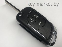 Ключ (корпус) Chevrolet Cruze Orlando Captiva Aveo и др.